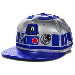 Boné Saga Star Wars R2D2 Aba Reta
