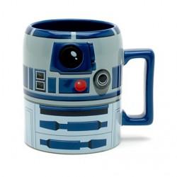 Caneca de Café Androide R2D2 Star Wars