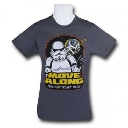 Camiseta Masculina Star Wars Exército dos Clones Cinza