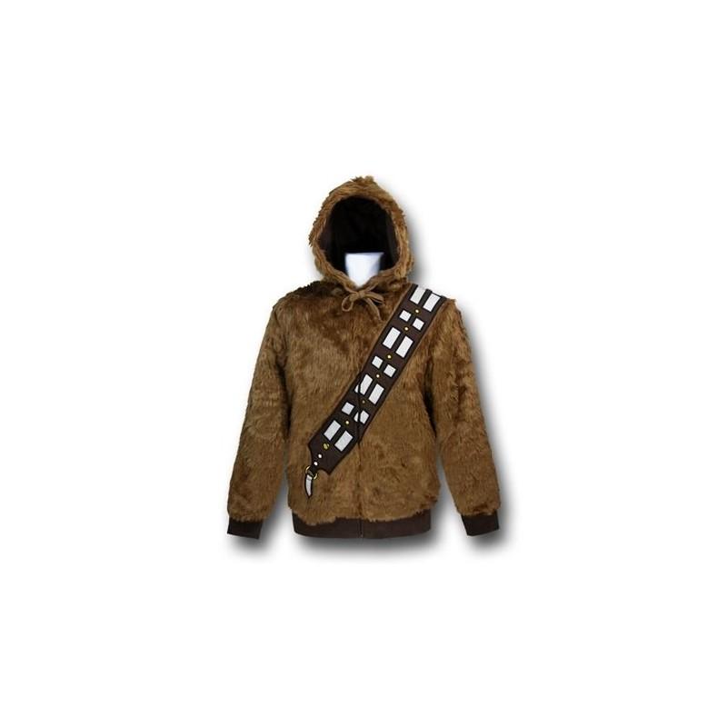 Jaqueta Masculina Chewbacca Chewie Star Wars Geek