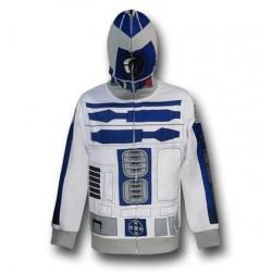 Blusa Jaqueta Masculina Traje R2D2 Star Wars Geek