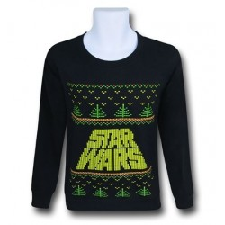 Sueter Blusa Moletom Masculina Logo Star Wars Geek Preta