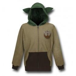 Blusa Moletom Masculina Mestre Yoda Star Wars Geek