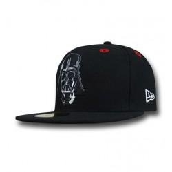 Boné Saga Star Wars Darth Vader Preto Aba Reta
