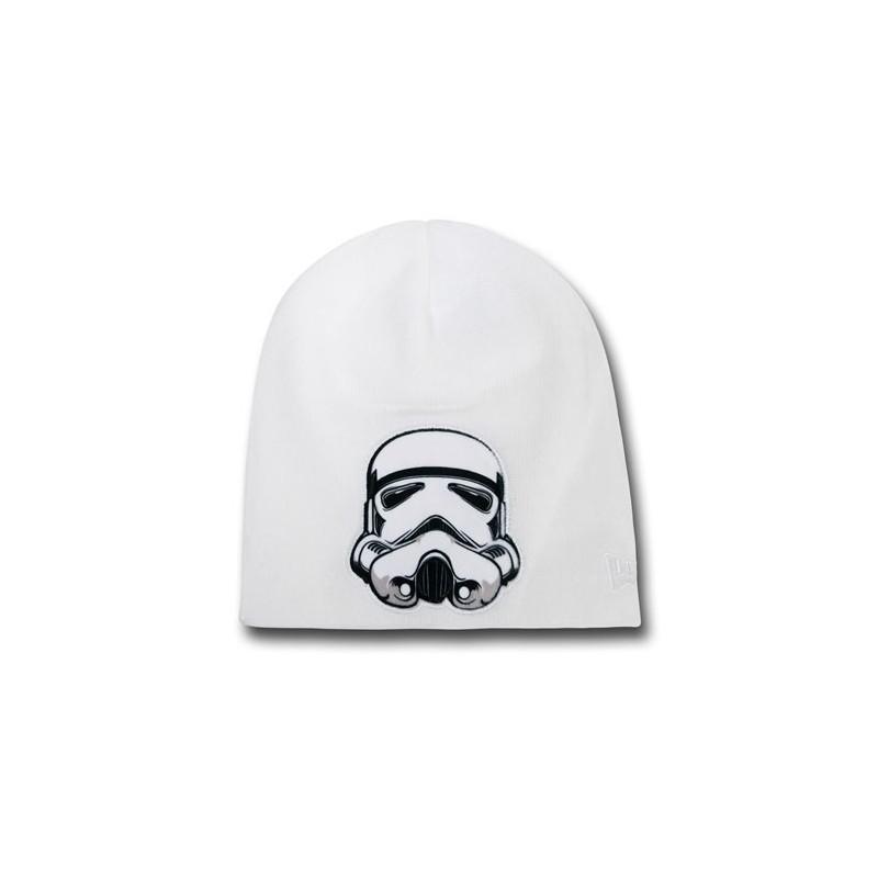 Gorro Touca Star Wars Exército dos Clones Branca