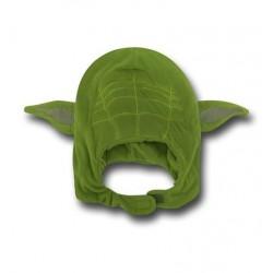 Gorro Touca Star Wars Mestre Yoda Verde
