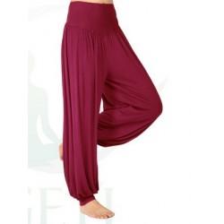 Calça Feminina Exercícios Yoga Dança com Elástico