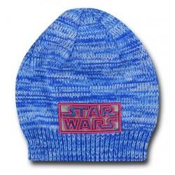 Gorro Touca Feminina Star Wars Azul