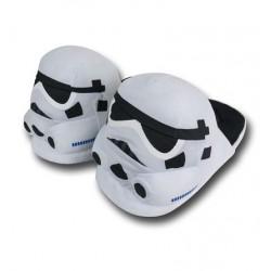 709bdc3fc3097 Pantufa Adulto Star Wars Exército dos Clones