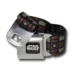 Cinto Masculino Star Wars Chewbacca Geek