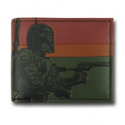 Carteira Star Wars Boba Fett