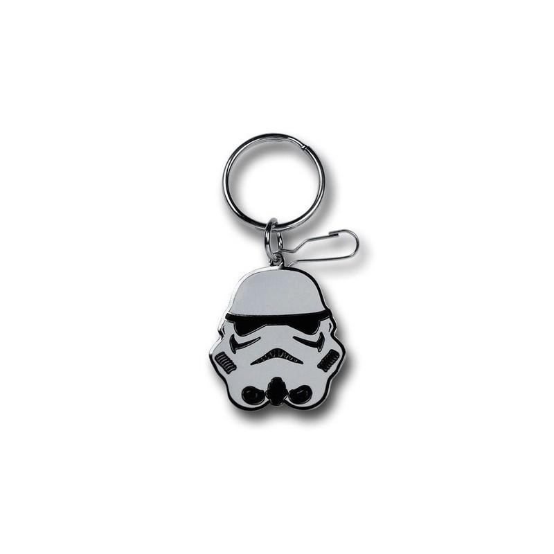 Chaveiro Geek Star Wars Stormtrooper Aço Inoxidável