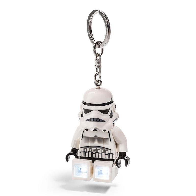 Chaveiro Star Wars Mini StormTrooper com LED