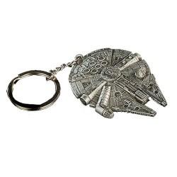 Chaveiro Star Wars Nave Millennium Falcon