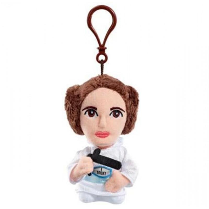 Chaveiro Logo Star Wars Mini Princesa Leia