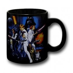 Caneca de Café Personagens Star Wars