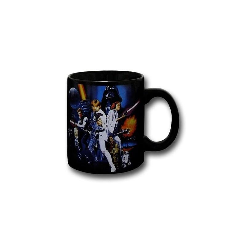 Caneca de Café Personagens Star Wars