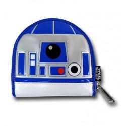 Bolsa para Moedas Feminina Star Wars R2D2