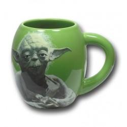 Caneca de Café Mestre Yoda Star Wars