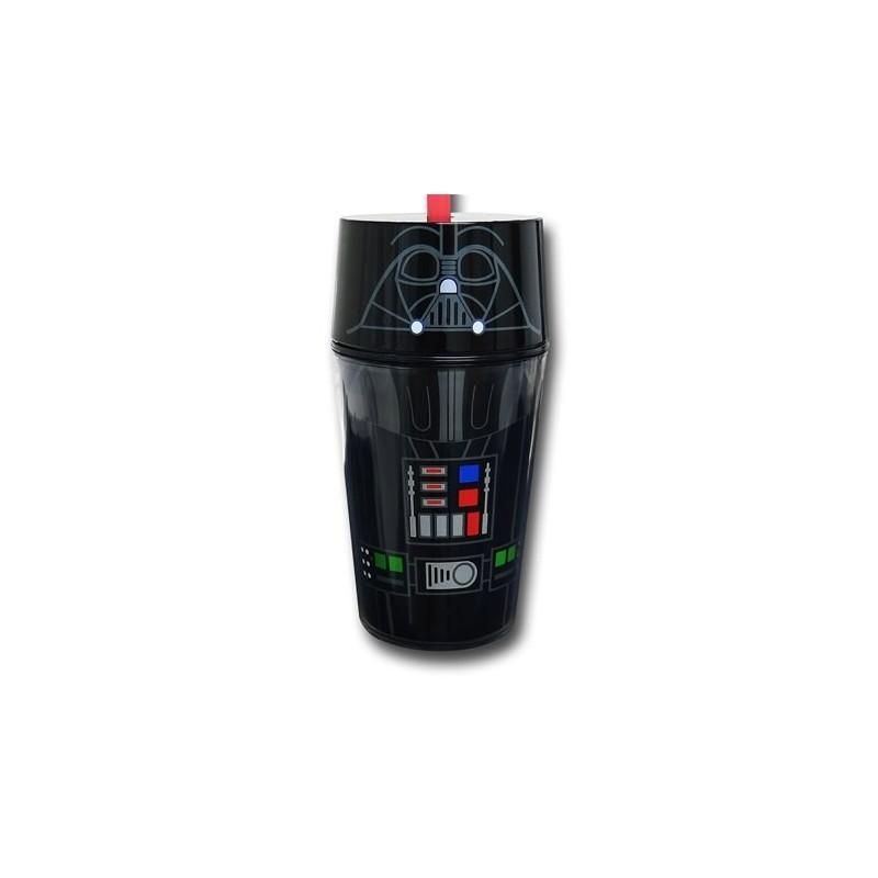 Copo para Refrigerante Star Wars Darth Vader