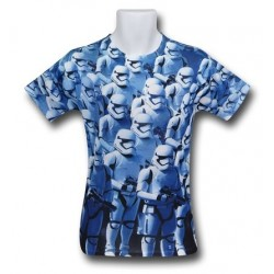 Camiseta Masculina Star Wars Trooper Clones