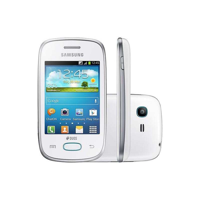 Smartphone Celular Samsung Galaxy Pocket Neo Duos S5312 Branco