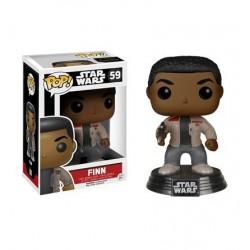 Mini Figura Boneco Finn Star Wars O Despertar da Força