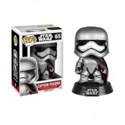 Mini Figura Boneco Capitão Phasma Star Wars O Despertar da Força