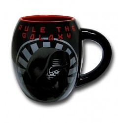 Caneca de Porcelana Star Wars O Despertar da Força Kylo Ren