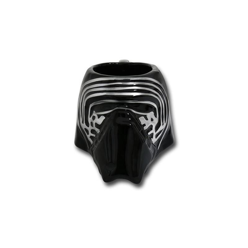 Caneca de Porcelana Star Wars O Despertar da Força Cabeça Kylo Ren
