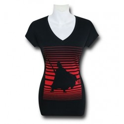 Blusa Camiseta Feminina Darth Vader Star Wars