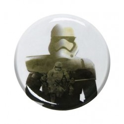 Boton Star Wars O Despertar da Força Trooper