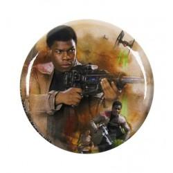 Boton Star Wars O Despertar da Força Finn