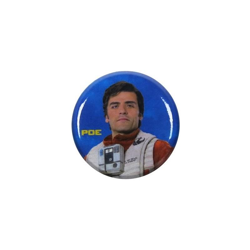 Boton Star Wars O Despertar da Força Poe