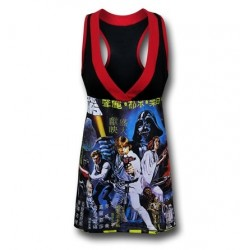 Vestido Adulto Star Wars Personagens
