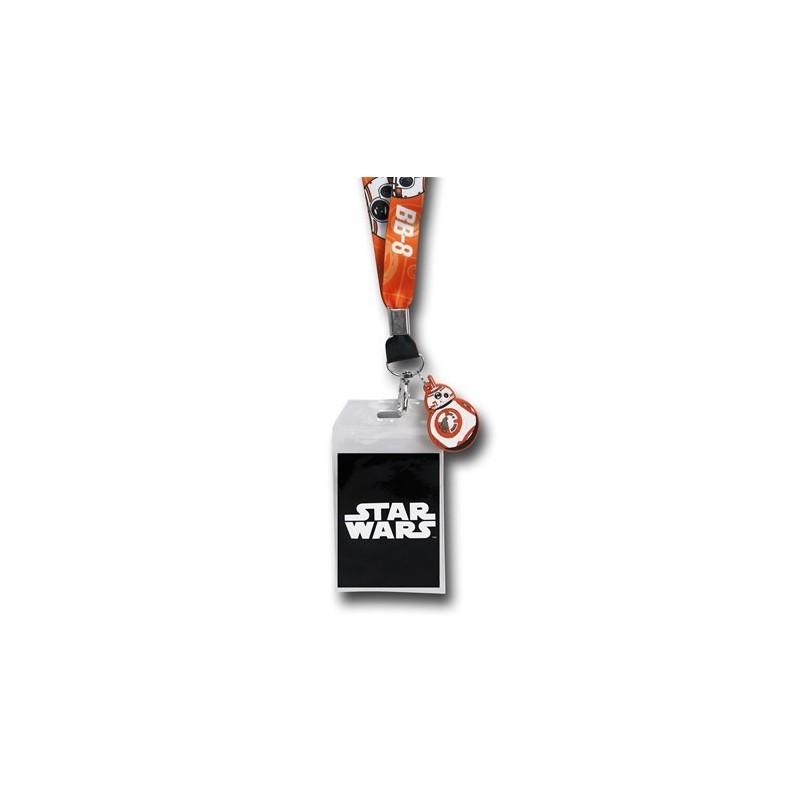 Cordão BB-8 Lanyard Star Wars O Despertar da Força