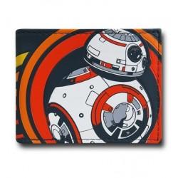 Carteira Masculina Star Wars Robô BB-8