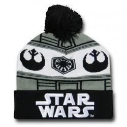 Touca Gorro Star Wars O Despertar da Força Símbolos