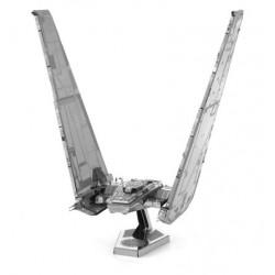 Miniatura Nave Command Shuttle Kylo Ren Metal Star Wars