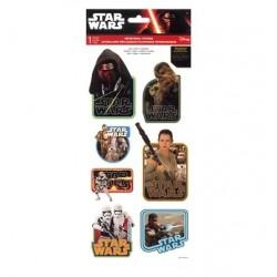 Adesivos Personagens Star Wars O Despertar da Força