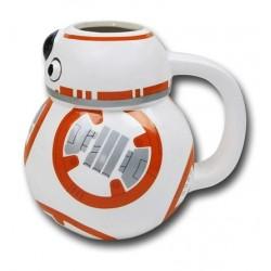 Caneca Porcelana BB-8 Star Wars O Despertar da Força