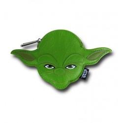 Bolsa Porta Moedas Star Wars Mestre Yoda