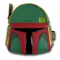 Bolsa Porta Moedas Star Wars Boba Fett