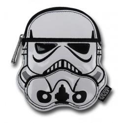 Bolsa Porta Moedas Star Wars Stormtrooper