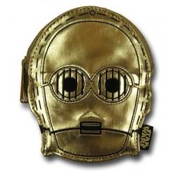Bolsa Porta Moedas Star Wars C3PO