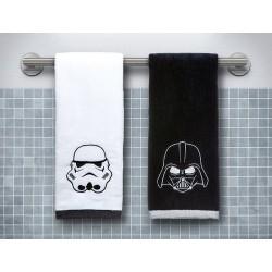 Jogo de Toalhas Star Wars Stormtrooper e Darth Vader