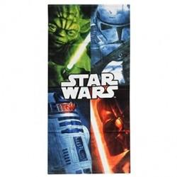 Toalha de Banho Star Wars Personagens