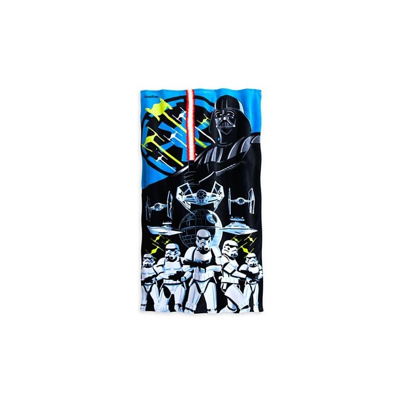 Toalha de Banho Star Wars Darth Vader Stormtrooper