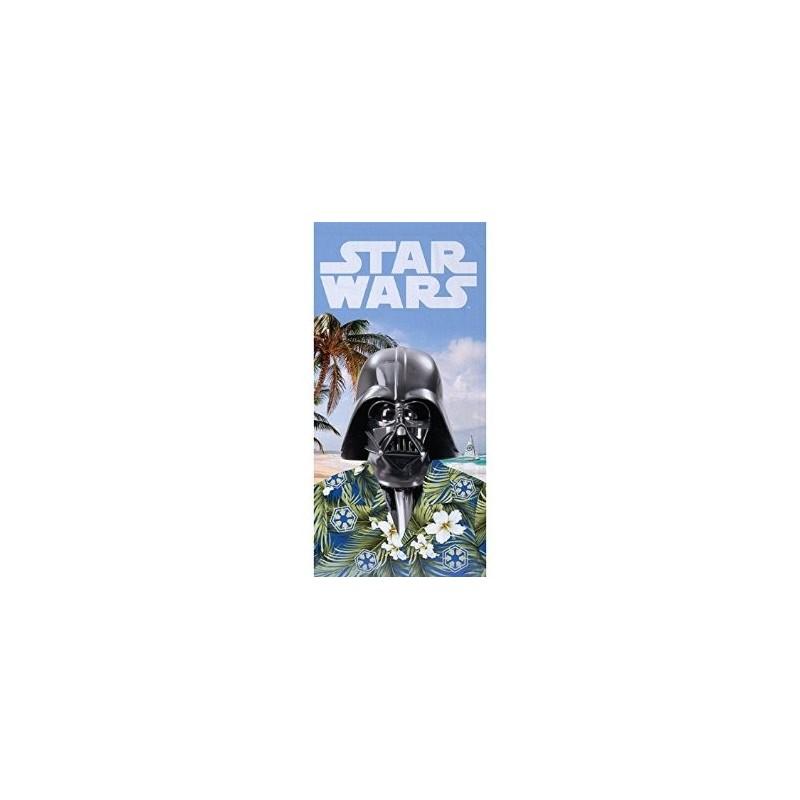 Toalha de Praia Star Wars Darth Vader Verão