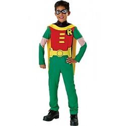 Fantasia Infantil Robin Meninos Carnaval Halloween